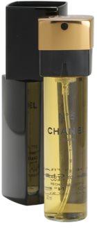 Chanel N°5 Eau de Toilette for Women 20 ml (1x Refillable + 2x Refill)