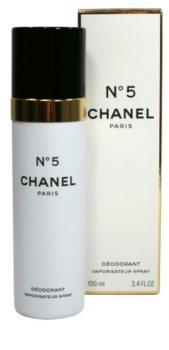 Chanel N°5 deodorant s rozprašovačom pre ženy 100 ml