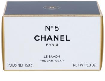 Chanel N°5 парфумоване мило для жінок 150 гр