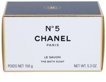 Chanel N°5 parfümös szappan nőknek 150 g