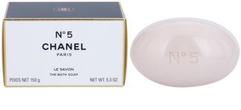 Chanel N°5 jabón perfumado para mujer 150 g