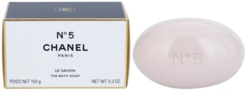 Chanel N°5 parfémované mýdlo pro ženy 150 g