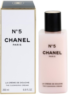 Chanel N°5 krem do kąpieli dla kobiet 200 ml