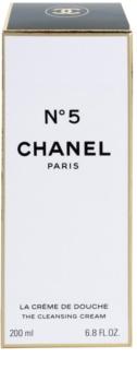 Chanel N° 5 crema de dus pentru femei 200 ml