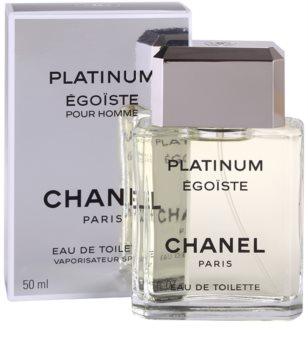 Chanel Égoïste Platinum woda toaletowa dla mężczyzn 50 ml