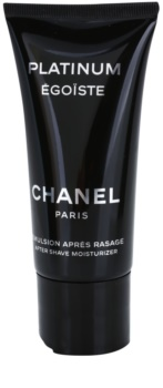Chanel Égoïste Platinum After Shave Emulsion for Men 75 ml