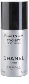 Chanel Égoïste Platinum Deo-Spray für Herren 100 ml
