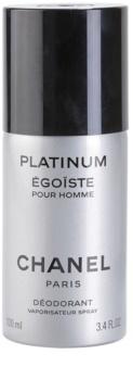 Chanel Égoïste Platinum deo sprej za moške 100 ml