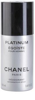 Chanel Égoïste Platinum deospray pro muže 100 ml