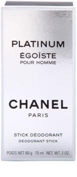 Chanel Égoïste Platinum Deodorant Stick for Men 75 ml