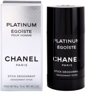 Chanel Égoïste Platinum Deodorant Stick for Men