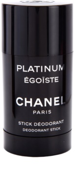 Chanel Egoiste Platinum Deo-Stick für Herren 75 ml