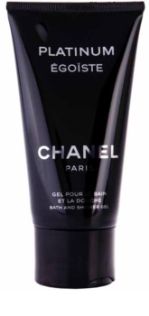 Chanel Égoïste Platinum żel pod prysznic dla mężczyzn 150 ml