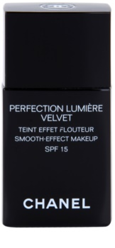 Chanel Perfection Lumière Velvet zamatový make-up pre matný vzhľad