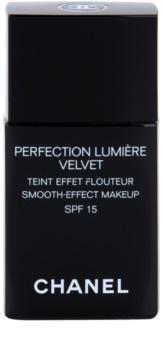 Chanel Perfection Lumière Velvet Velvet Foundation for a Matte Look