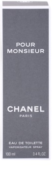 Chanel Pour Monsieur Eau de Toilette para homens 100 ml