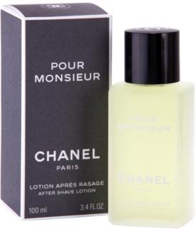Chanel Pour Monsieur woda po goleniu dla mężczyzn 100 ml