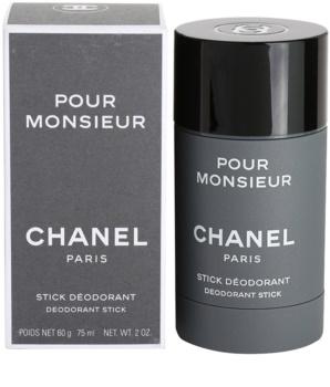 Chanel Pour Monsieur stift dezodor férfiaknak 75 ml