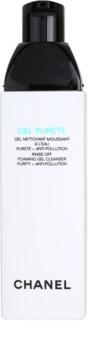 Chanel Cleansers and Toners čistilni gel za mastno in mešano kožo