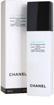 Chanel Cleansers and Toners gel limpiador para pieles grasas y mixtas