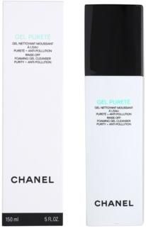 Chanel Cleansers and Toners tisztító gél kombinált és zsíros bőrre