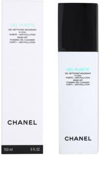 Chanel Cleansers and Toners żel oczyszczający do skóry tłustej i mieszanej
