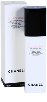 Chanel Cleansers and Toners Cleansing Water For Face And Eye Area