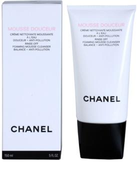 Chanel Cleansers and Toners sminklemosó hab a bőr tökéletes tisztításához