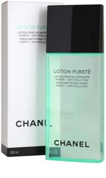 Chanel Cleansers and Toners Cleansing Toner for Oily and Combiantion Skin