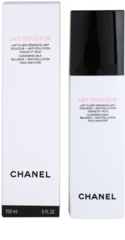 Chanel Cleansers and Toners Reinigungsmilch für normale Haut und Mischhaut