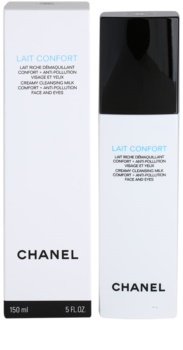 Chanel Cleansers and Toners Cleansing Milk For Dry Skin