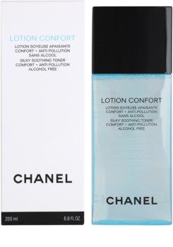 Chanel Cleansers and Toners tonikum pro normální až suchou pleť