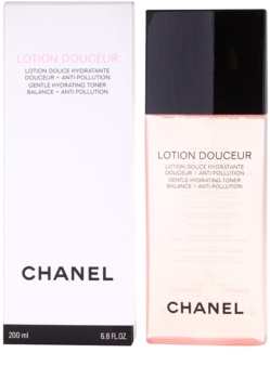 Chanel Cleansers and Toners tonik do cery normalnej i mieszanej