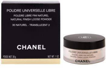 Chanel Poudre Universelle Libre pudra pentru un look natural