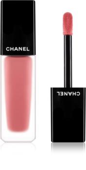 Chanel Rouge Allure Ink tekutá rtěnka s matným efektem