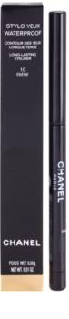 Chanel Stylo Yeux Waterproof контурний олівець для очей  водостійка