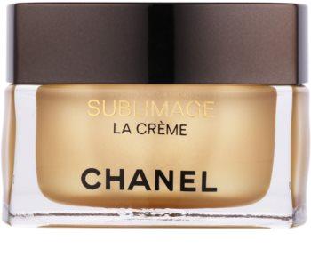 Chanel Sublimage creme revitalizante antirrugas