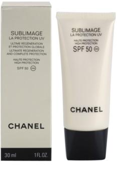 Chanel Sublimage regeneračný a ochranný krém SPF 50