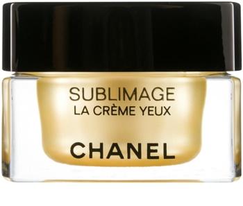 Chanel Sublimage regeneračný očný krém