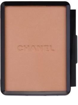 Chanel Vitalumière Compact Douceur posvetlitveni kompaktni make-up nadomestno polnilo