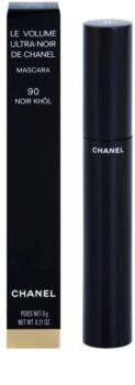 Chanel Le Volume de Chanel szempillaspirál a maximális dús hatásért extra fekete