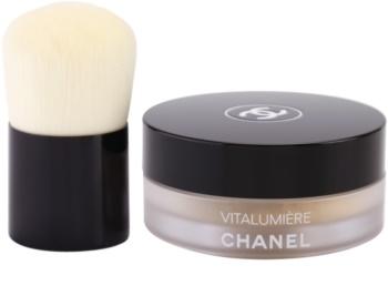 Chanel Vitalumière sypký pudr se štětečkem
