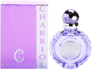 Charriol Show Off Eau de Toilette voor Vrouwen  30 ml