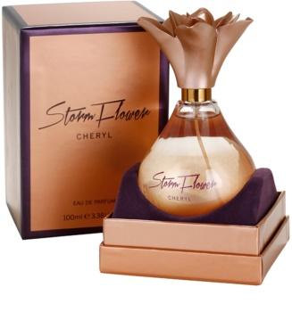 Cheryl Cole Storm Flower Eau de Parfum voor Vrouwen  100 ml