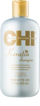 CHI Keratin шампунь з кератином для сухого та неслухняного волосся