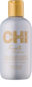 CHI Keratin відновлююча сироватка з кератином