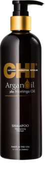 CHI Argan Oil Nourishing Shampoo for Dry and Damaged Hair