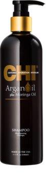 CHI Argan Oil vyživující šampon pro suché a poškozené vlasy