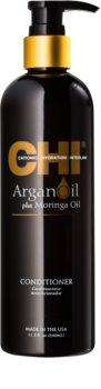 CHI Argan Oil vyživující kondicionér pro suché a poškozené vlasy