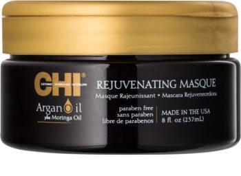 CHI Argan Oil vyživující maska pro suché a poškozené vlasy